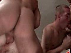 Bukkake Boys - Gay Hardcore Sex from www.GayzFacial.com 08
