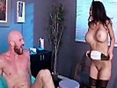 Audrey Bitoni Krāšņs Karstā Pacientam Saņemt Sprāga Grūti No Ārstu filma-06