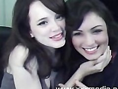 ablgail mac Sisters Strips on Webcam - www.XXXMedia.net