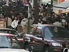 Goli na Japonskem