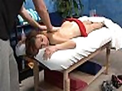 Asian massage clip