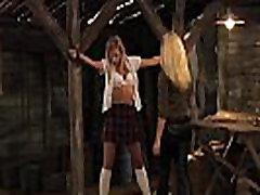 Schoolgirl With Kinky Lesbian Teacher