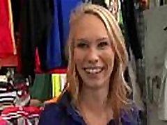 Sex Tape For Lots Of Cash With Slut shoppen dee Amateur Girl Dakota James video-08