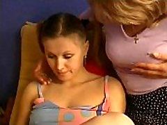 russian fuck hardcore mom seduces not her daughter