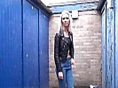 Amateur all sixe videos Atlantas public flashing and outdoor masturbation of blonde cougar