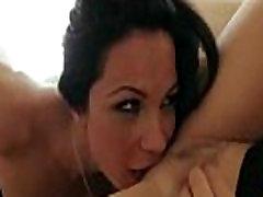 Hot & Mean wwetourture xxx vedios Babe Fucks Her Big-tit Brunette Roommate Hard xVOD.se