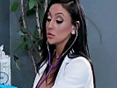 Hard Sex Between Doctor And Hot Patient Audrey Bitoni video-03