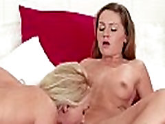 Lesbians 3 some movies and fingering in bed