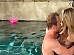 Charlee Monroe Gets Naked And Fucked Hard In The Pool xVOD.se