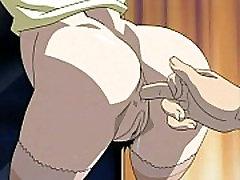 Big Tits Hentai Blowjob XXX Anime Girlfriend Cartoon