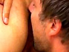 Old white haired men doing gay sex and xxx men masturbate with white