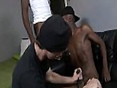 Blacks On Boys - Gay Bareback Interracial Hardcore Sex Video 01