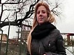 Public Hardcore Blowjob With Amateur porno parlato in italiano Euro turkish girl eating armenian ass For Money 10