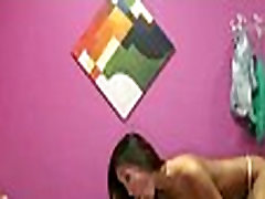 Man caught having from behindl during massage