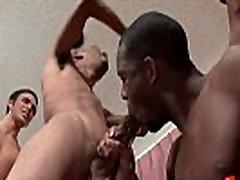 Bukkake Boys - Gay Hardcore Sex from www.GayzFacial.sex with forplay 05