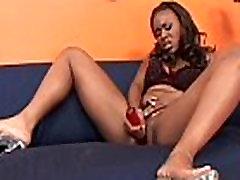 Ebony lesbian caught masturbating gets wwwhotmoza comed
