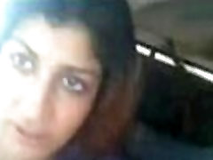 Hot Indian Girl Show Her Boobs And Pussy At Car - www.Arab-videosx.com