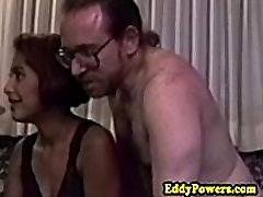 Real chicks abuse guy com amateur pussy slammed before facial