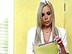 Sex Treat From Doctor For Horny Lovely Patient tiffany brookes clip-29