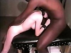 White wife enslaved to big black cocks - extremevidztube.com