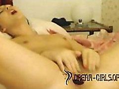 Pretty Asian Teen Loves To Masturbate On Cam