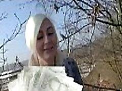 Visuomenės Pikapas Mergina Pakliuvom Į Pinigus Gatvėje 15