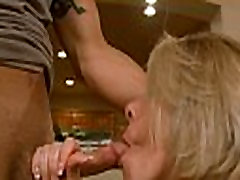 Mama acquires her anal creampied