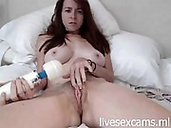Wand vibrator play camshow - live cam - http:chatnjack.ml