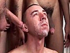 Bukkake Boys - Gay Hardcore Sex from www.GayzFacial.com 25