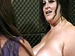 He fucks BBW but his old employer fuck young employee finds out