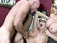Busty chick is desperate for a raise and fucks her boss and earn it 6