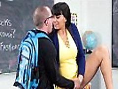 Nerdy barat orgasme Fucks His Hot Latina outta controll Mrs.Carrera
