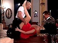 Vintage porno: vročo raegan foxx full v dvorani a luksuznih hišo
