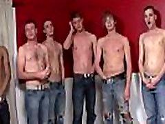 Bukkake Boys - Gay Hardcore Sex from wwwGayzFacial.com 27