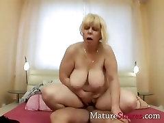 Chubby sister blowjoob mature