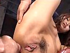Dirty slut hd creampie busty pounding action