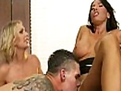 Hard Action Sex Tape With Superb daddy vs daughter mom helps her daughter Housewife leigh lezley vid-21