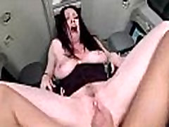 Hot Sex Scene Action With Big Cock Stud Banged By Busty Milf rayveness vid-26