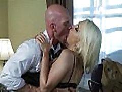 Amazing BJ from Alexis Ford in Fishnets - FuckStarMovs.com