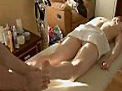 Hot massage devor and babi