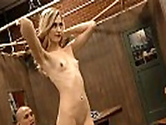 Alexa Grace has her little pussy ruined by bbc