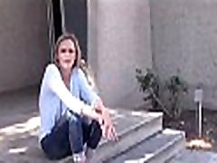 Skinny Homeless fuck hairy pussy ex Sucks And Fucks For Money - TeensCraveMoney.com