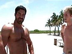 Public gay sex in 3gp David And Goliath In Love