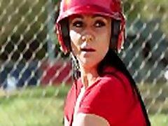 Hot kichan fokiengx vedio 2ledish 1man girl playing baseball