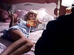 Classic Threesome For Nasty MILF