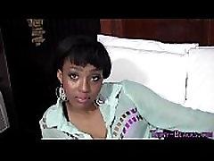 Ebony seels xxx hd sexy face creamed