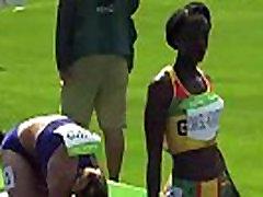 Āfrikas Ebony Black Ceļa Zvaigzne Sexy Varai