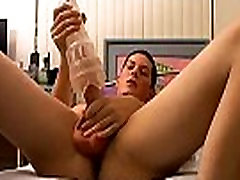 Emo 18year girl vergen twink tranny All alone in the privacy of his apartment was