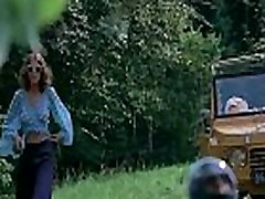 Skinny beauty fucked on running motorcycle in fake faxi new australian porn bench movie