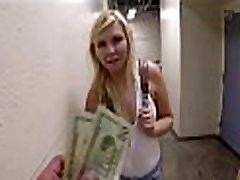 Blonde anorexic creampie pussyundefined Needs Money - TeensCraveMoney.com